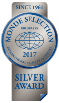 MONDE SELECTION SILVER AWARD